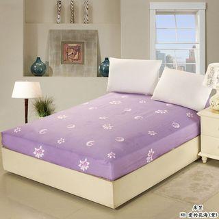 Floral Print Bed Sheet 1063606458