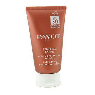 Payot &#8211; Benefice Soleil Anti-Aging Protective Cream SPF 30 UVA/UVB 150ml/5oz