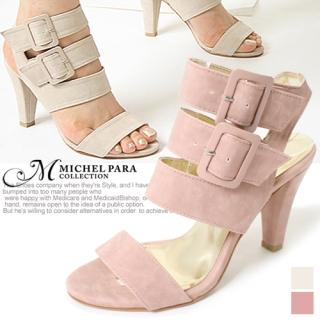 Buy MICHEL PARA COLLECTION Belted Sandals 1022937939