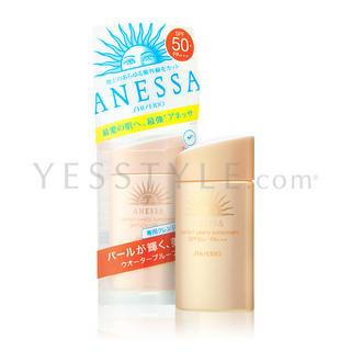 Picture of Shiseido - Anessa Perfect Pearly Sunscreen SPF 50+ PA+++ (Orange) 60ml (Shiseido, Skincare, Body Care, Sun Tanning / Sun Care)