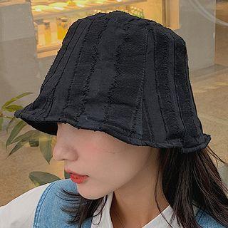 Bucket | Stripe | Hat