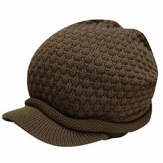 Buy GRACE Knit Casquette Brown – One Size 1021214812