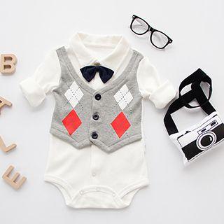 Baby Argyle Bodysuit