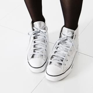 Buy KENZI Metallic High-Top Canvas Sneakers 1022814205