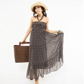 Buy BBon-J Strapless Empire Dress 1022840509
