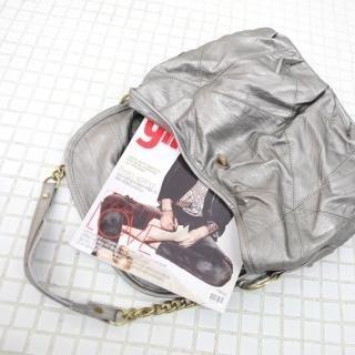 Buy pinkdiamond Metallic Shoulder Bag 1022260877