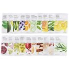 The Face Shop - Real Nature Face Mask (20 Types) 20g 1596