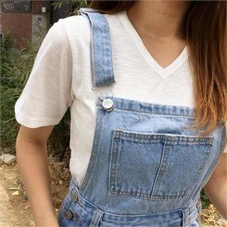 V-Neck Short-Sleeve T-Shirt 1060896170