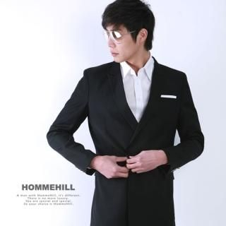 Buy HOMMEHILL Double-Breasted Wool-Blended Coat 1021929656