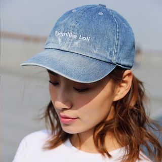 Denim Baseball Cap 1058585318