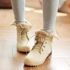 Fleece-Lined Boots 1596