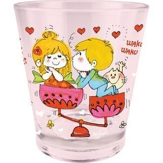 Mizumori Ado Crystal Plastic Cup (Pink) 1064990189