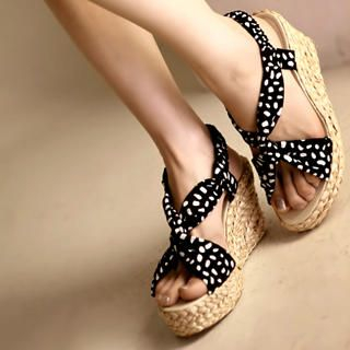 Buy Kvoll Dotted Wedges 1022741187