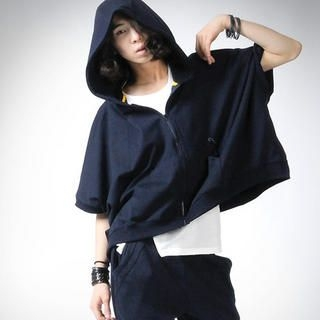 Picture of deepstyle Hood Zipup Jacket 1022807853 (deepstyle, Mens Outerwear, Korea)
