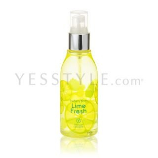 Missha  Sweet Bath  Lime Fresh Shower Cologne 120ml