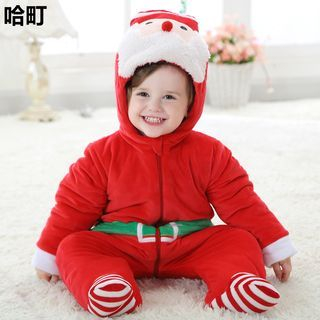 kids-santa-hooded-one-piece