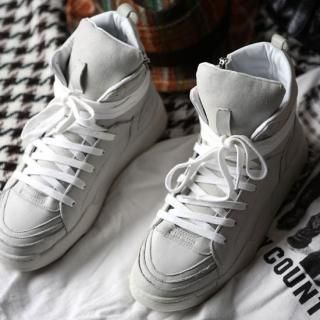Buy MAKOTO Platform High-Top Sneakers 1022007243
