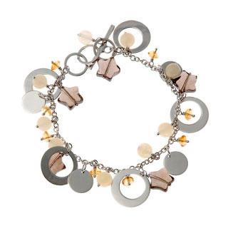 Image For Moon & Star Bracelet