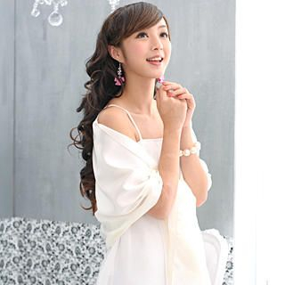 Picture of 59 Seconds Satin Shawl 1022858748 (59 Seconds Dresses, Womens Dresses, Hong Kong Dresses, Satin Dresses)