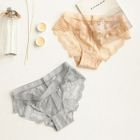 Set of 3: Lace Panel Panties 1596