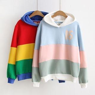 Color Block Hoodie 1053515400