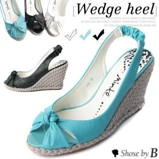 Picture of Shoes by B Wedge Slingbacks 1022792333 (Other Shoes, Shoes by B Shoes, Korea Shoes, Womens Shoes, Other Womens Shoes)