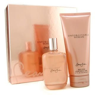Buy Sean John – Unforgivable Coffret: Eau De Parfum Spray 125ml + Body Lotion 200ml 2pcs