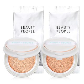 BEAUTY PEOPLE - Absolute Radiant Girl Cushion Foundation Refill Only 18g 1053702471