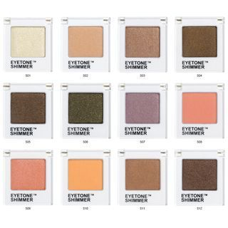 Tony Moly - Eyetone Single Shadow (Shimmer) (20 Colors) S03 Dressy Beige 1054855249