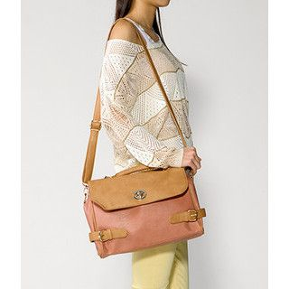 two-tone-twist-lock-satchel-light-salmon-pink-one-size