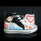 love cartoon High-Top Canvas Sneakers от YesStyle.com INT