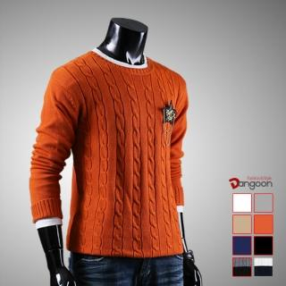 Buy DANGOON Cable-Knit Sweater (2 Designs) 1021155164