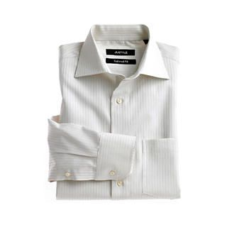 Buy Justyle Long-Sleeve Striped Dress Shirt 1021492691