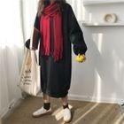 Pullover Midi Dress 1596