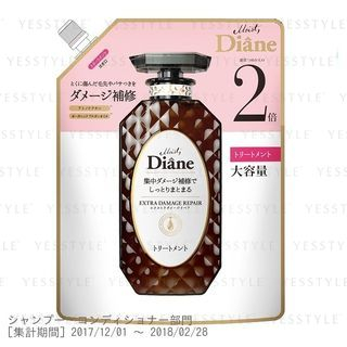 Moist Diane - Perfect Beauty Extra Damage Repair Treatment (Refill) 660ml 1065549274