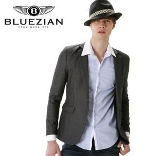 Picture of BLUEZIAN One Button Blazer 1022553052 (BLUEZIAN, Mens Jackets, Korea)