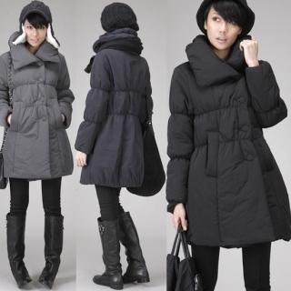 Padded Long Jacket