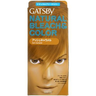 Buy Mandom – Gatsby Natural Bleach & Color Ash Caramel