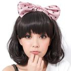 Medium Full Wig - Wavy Black - One Size от YesStyle.com INT
