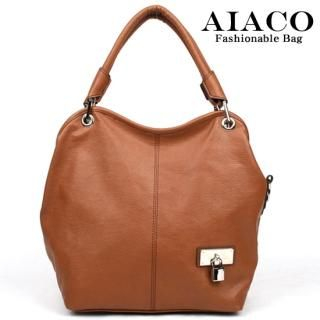 Picture of AIACO Faux Leather Shoulder Bag 1020632082 (AIACO, Shoulder Bags, Korea Bags, Womens Bags, Womens Shoulder Bags)