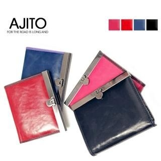 Picture of AJITO Genuine Leather Wallet 1022516991 (AJITO, Wallets, Korea Bags, Womens Bags, Womens Wallets)
