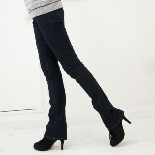 Picture of Cookie 7 Boot-Cut Jeans 1021610429 (Womens Boot-Cut Pants, Cookie 7 Pants, South Korea Pants)