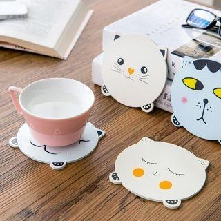 Cat Cup Mat 1062707332