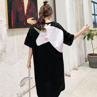 Short-sleeve | Unicorn | T-Shirt | Dress