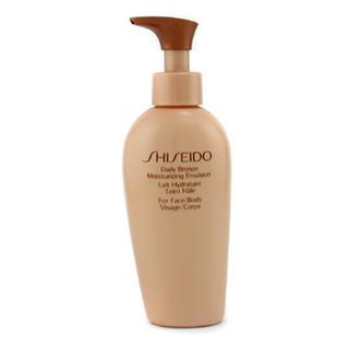 Buy Shiseido – Daily Bronze Moisturizing Emulsion ( For Face / Body ) 150ml/5.oz