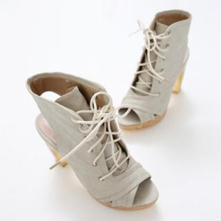 Picture of HARU Open Toe Sandals 1022242758 (Sandals, HARU Shoes, Korea Shoes, Womens Shoes, Womens Sandals)