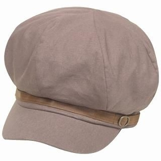 Buy GRACE Belted Casquette Light Brown – One Size 1022238609