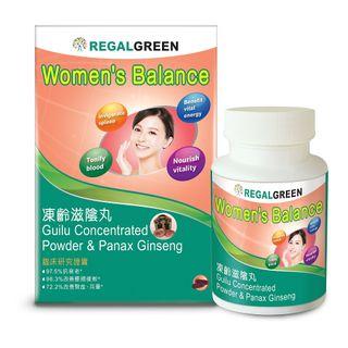 Capsule | Balance | Green | Women