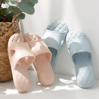 Image of Couple Matching Home Slippers