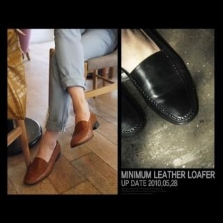 Buy MUTNAM Stitched Loafers 1022929511